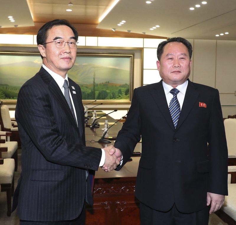 Ri Son Gwon, Cho Myoung-gyon
