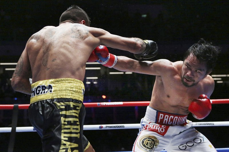 Manny Pacqiao, Lucas Matthysse
