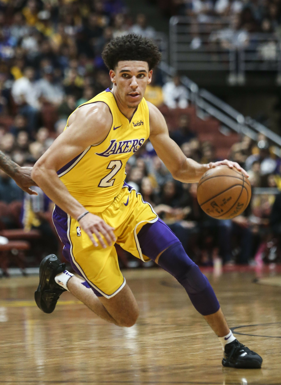 Ball prepared to shine in spotlight with rebuilding Lakers e5c579818