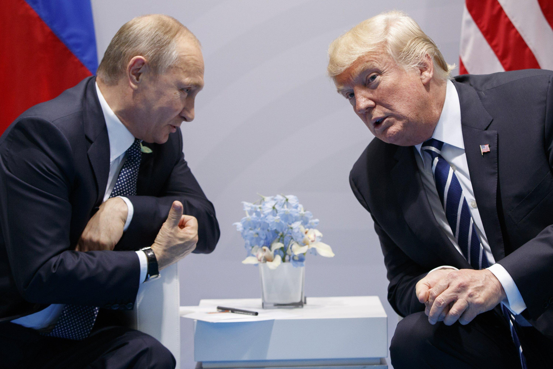 Putin, Trump to hold summit in Helsinki on July 16
