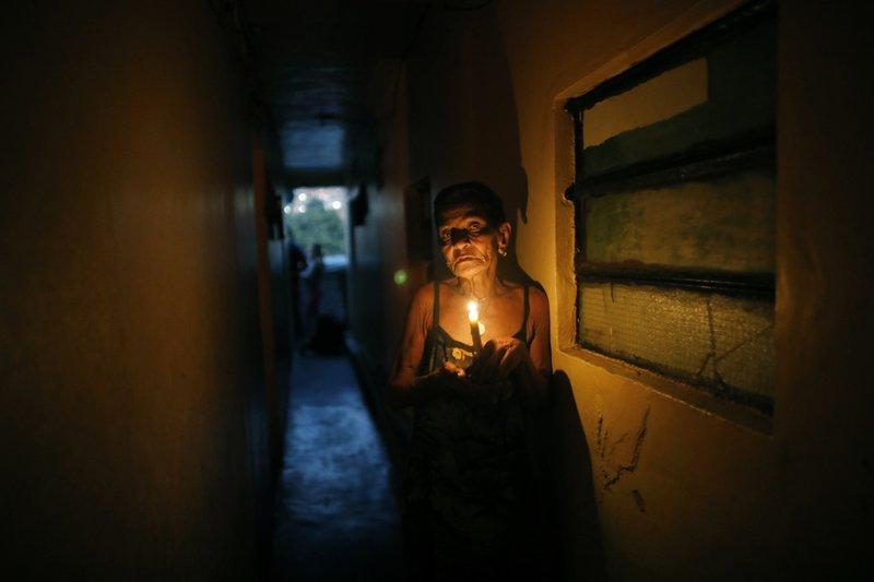 Darkness lingers for Venezuela's most vulnerable
