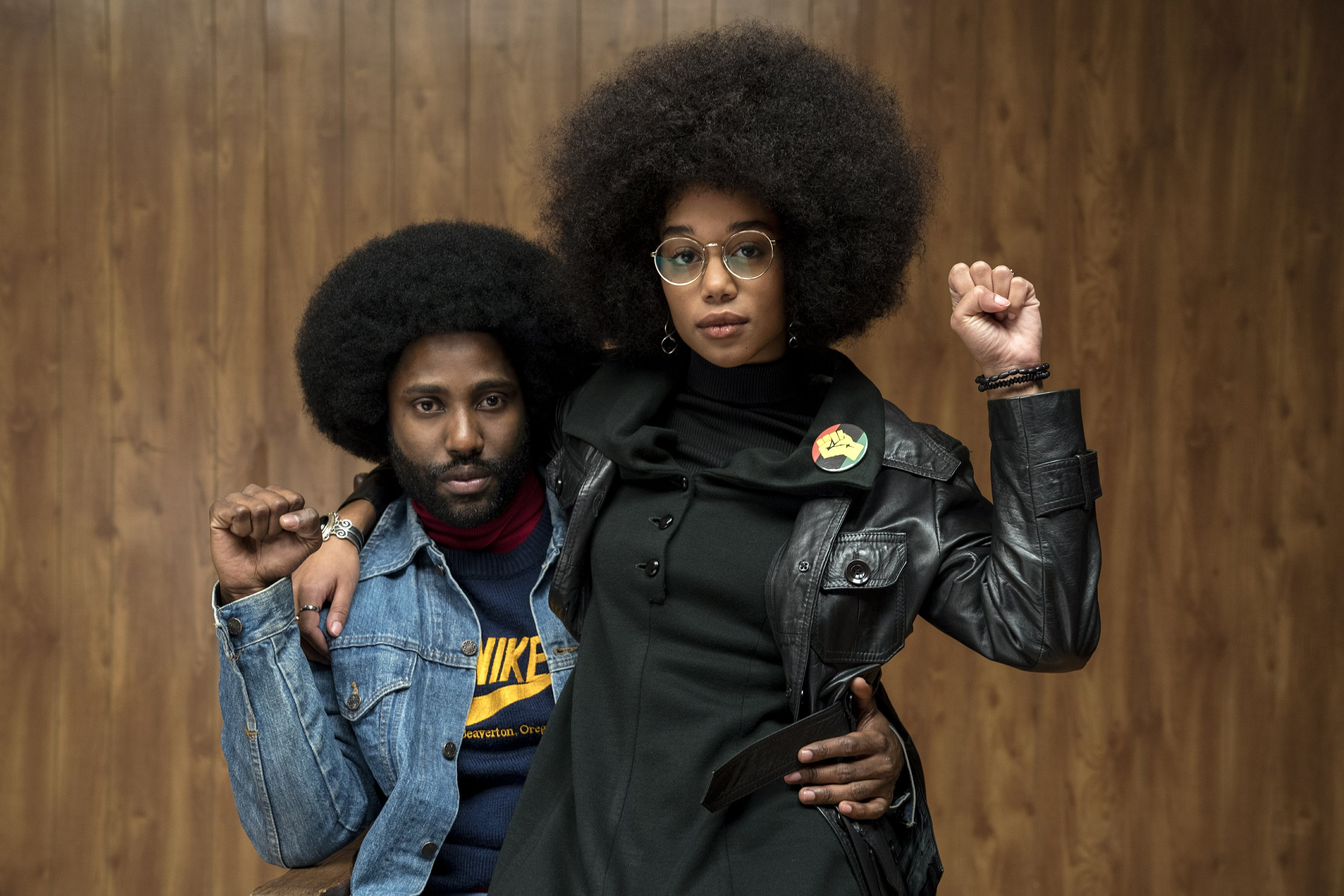 Review: Spike Lee's 'BlacKkKlansman' is daring and essential