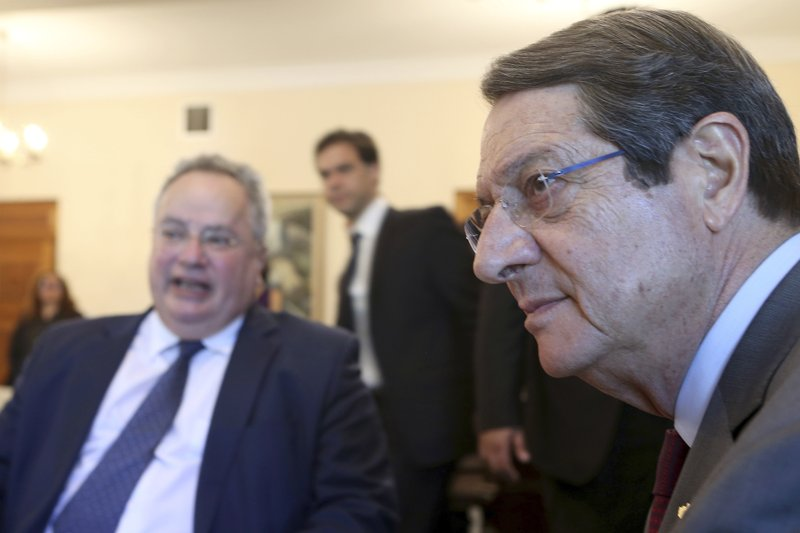 Nikos Kotzias, Nicos Anastasiades