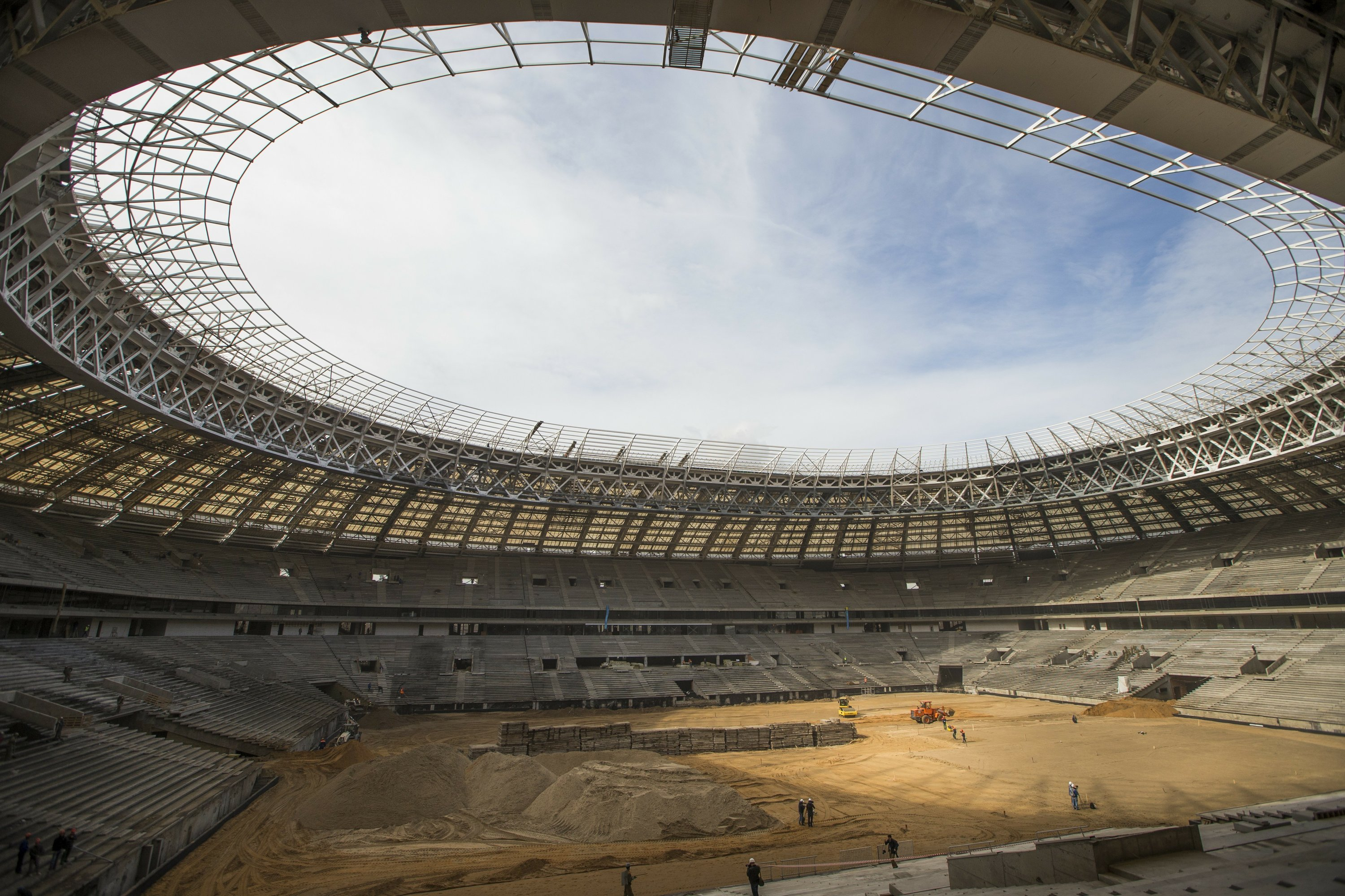 World Cup ticket prices break $1,000 barrier for 1st time