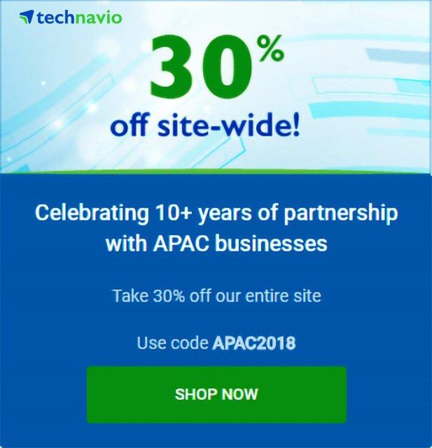 Celebrating 10+ Years of Partnership With APAC Businesses | Technavio