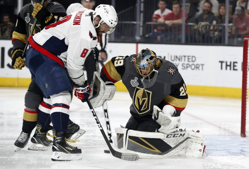 Alex Ovechkin, Marc-Andre Fleury