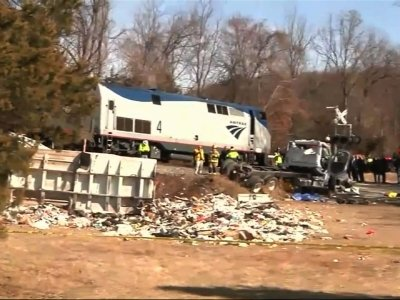 One Dead in GOP Train Collision in Virginia