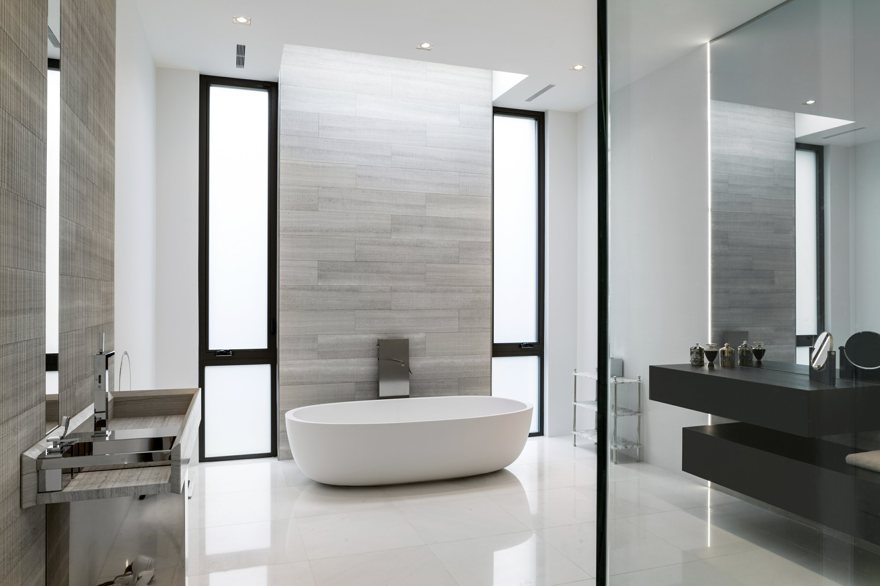 ASK A DESIGNER: Small touches create a great master bathroom