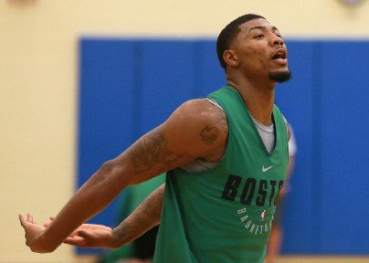 All Eyes on Smart As Celtics Guard Meets with Other Teams