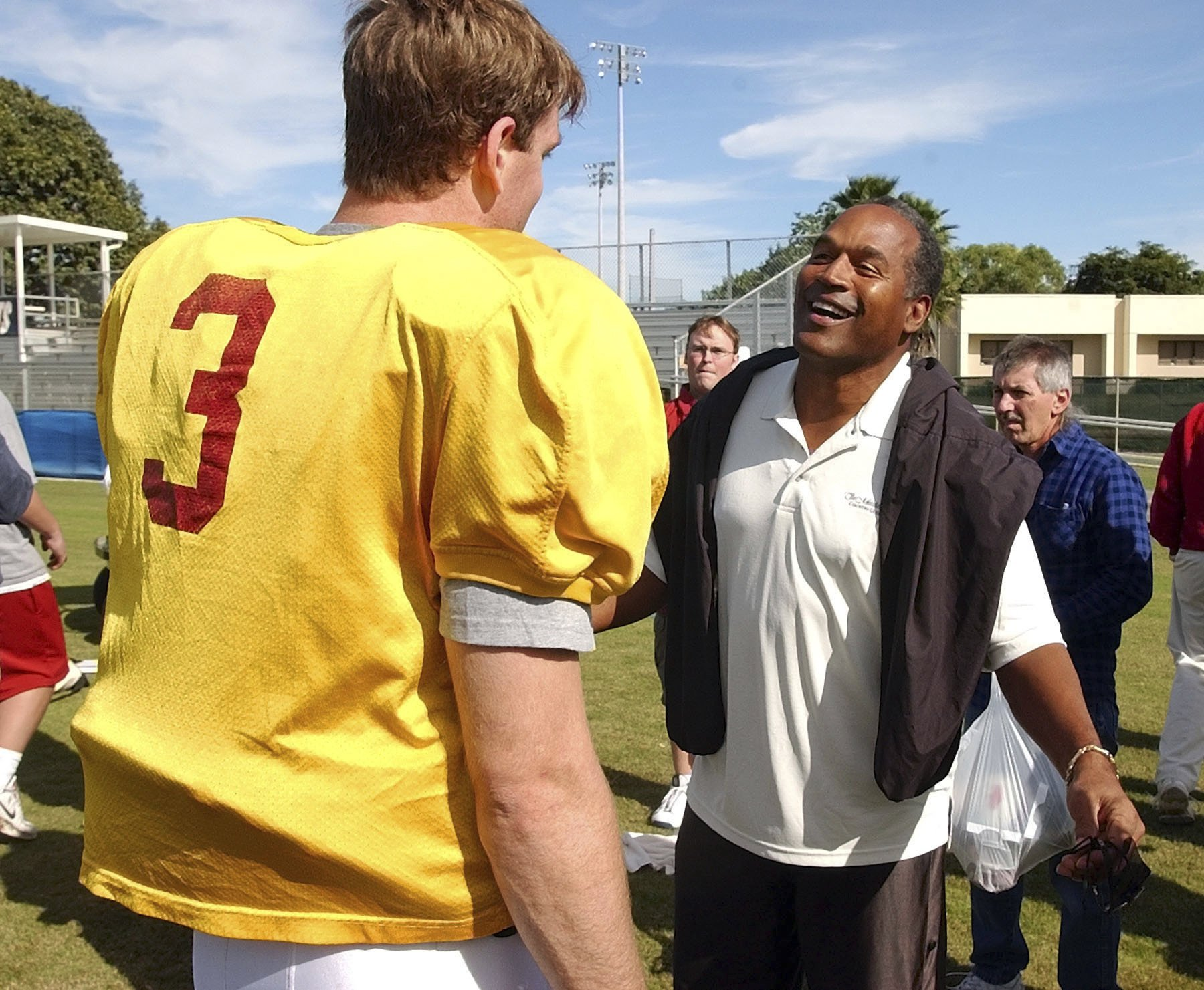 O.J. Simpson won't be invited to USC practices, functions