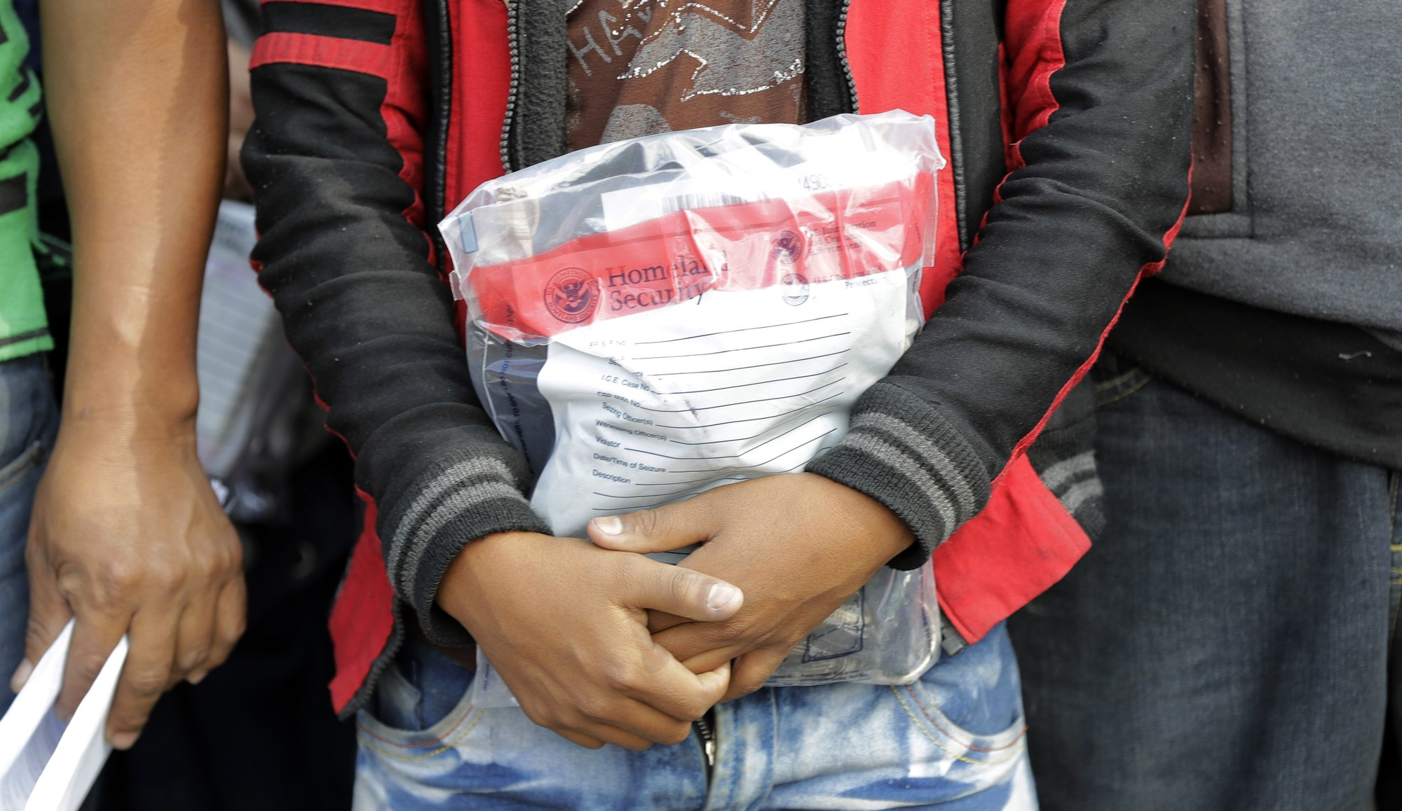 Migrant kids could end up in already strained foster system