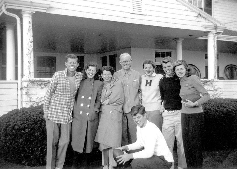 Rare Kennedy Photos Go Inside Americas Most Famous Family