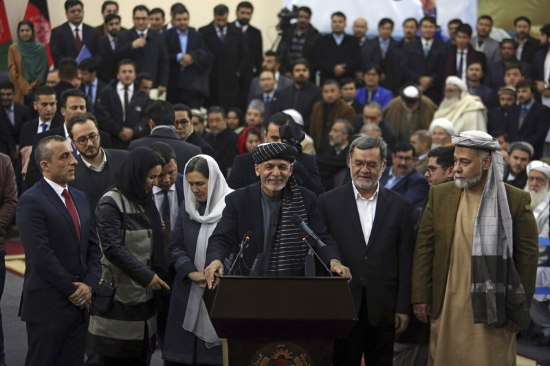 Afghanistan braces for rematch between political rivals