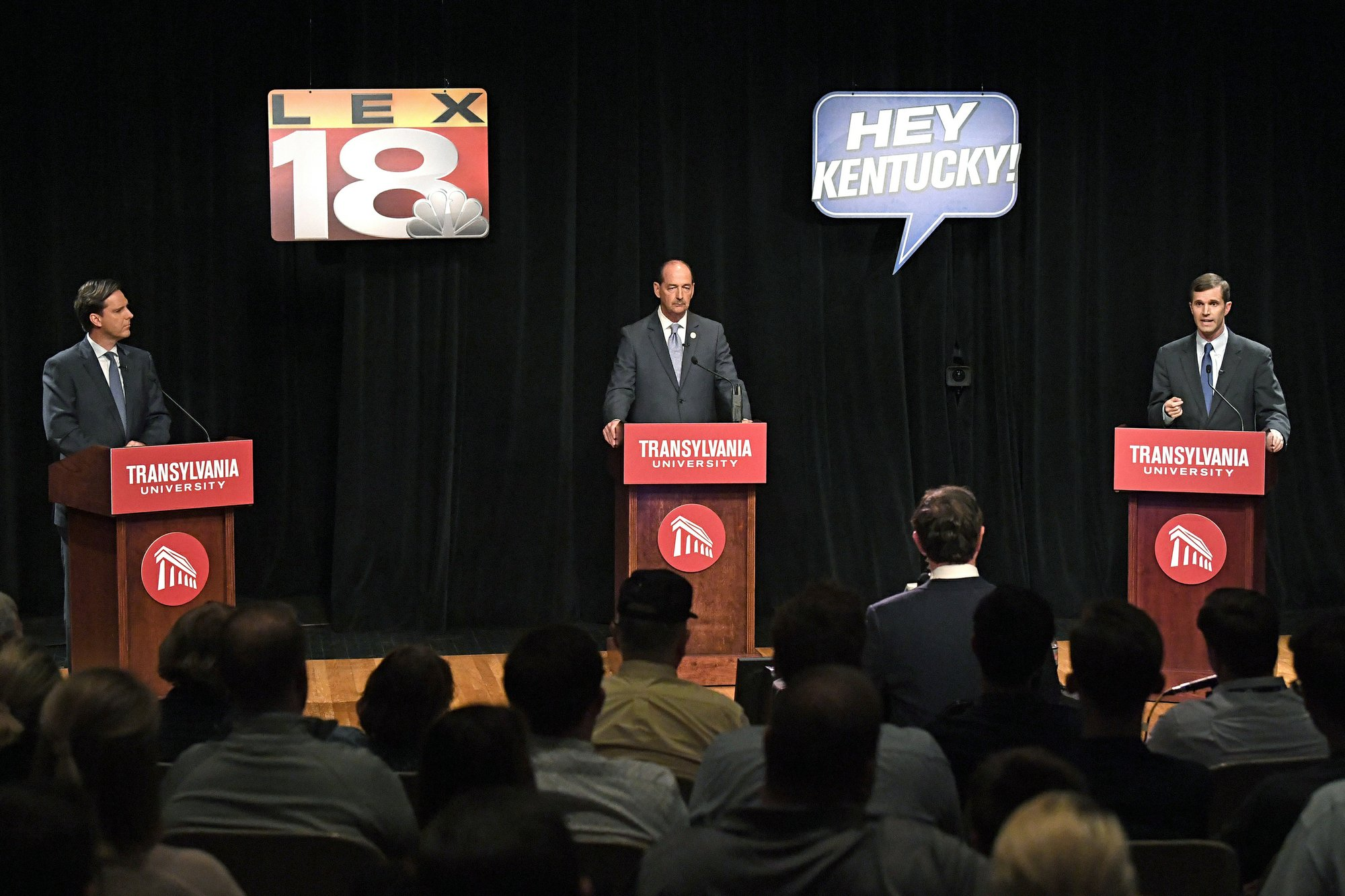 Governor, attorney general among statewide races in Kentucky
