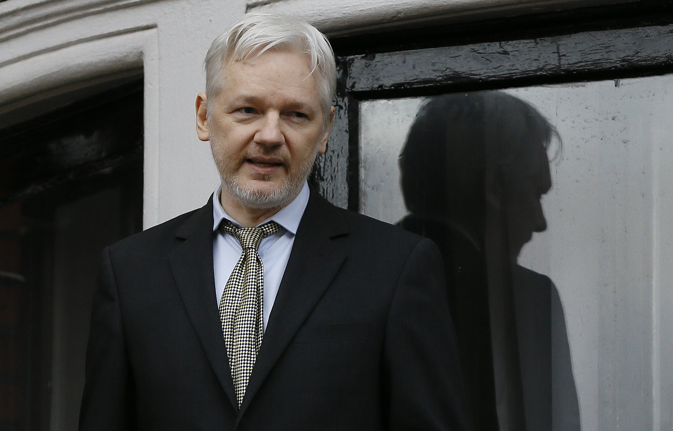 Assange questioning ends in London; no decision yet