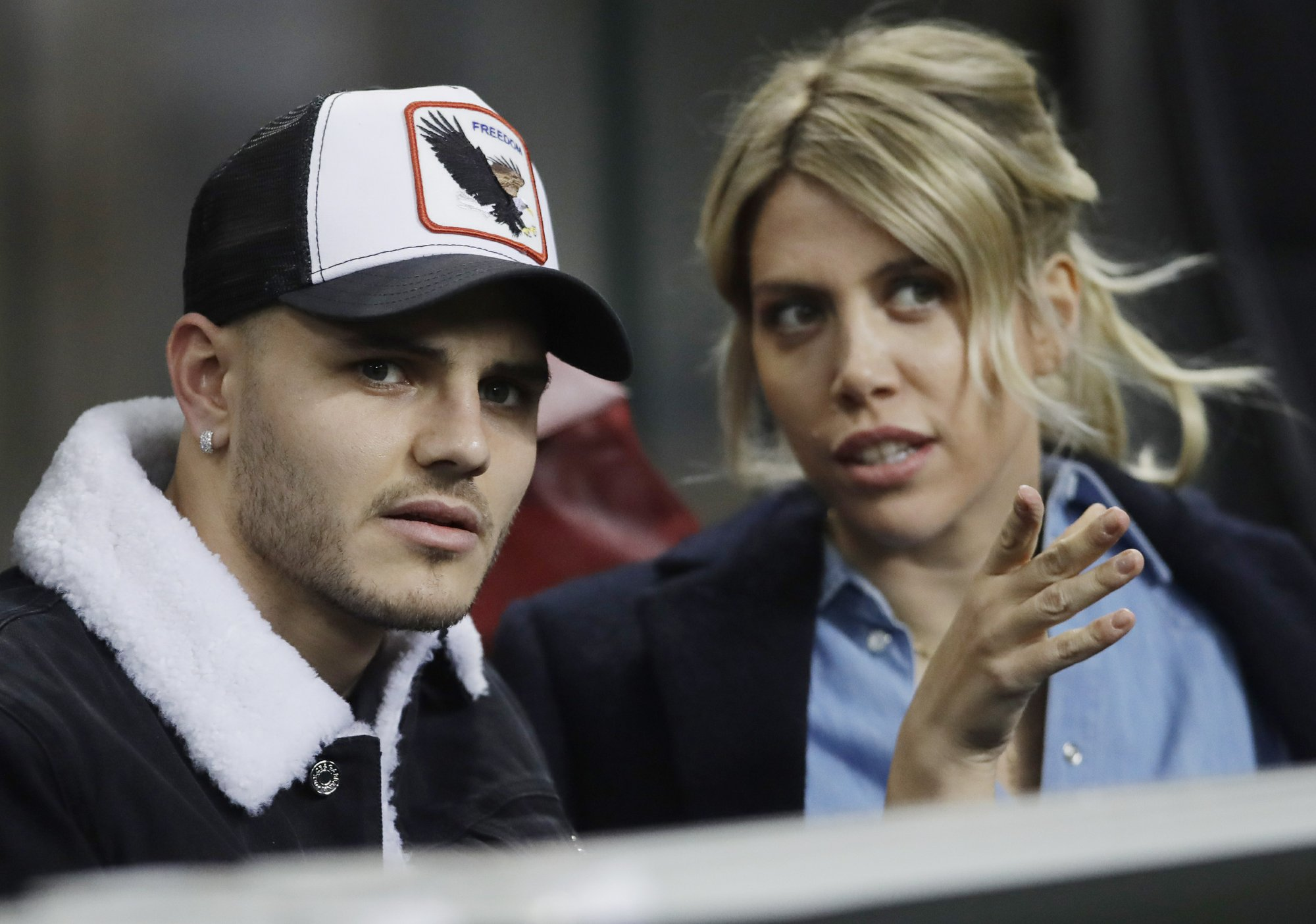 Icardi ends 6-week exile at Inter as he resumes training