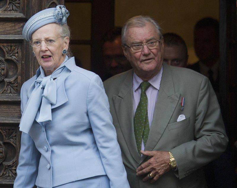 Queen Margrethe II, Prince Henrik