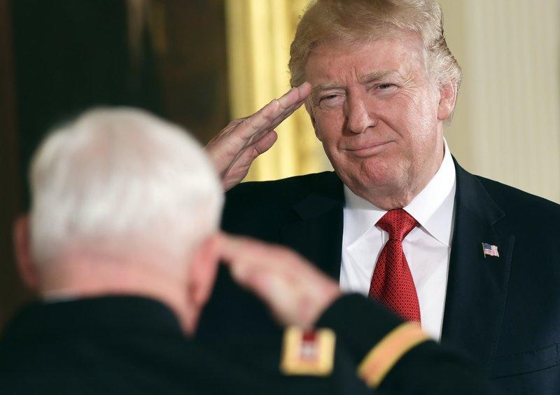 Donald Trump, Gary M. Rose