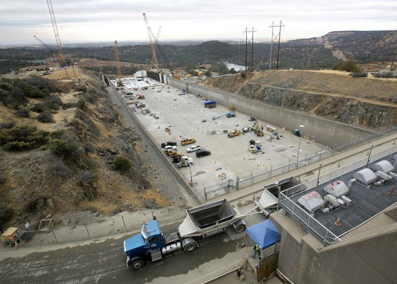 säljs över hela världen bästa försäljning utsökt design California launches overall safety review at tallest US dam