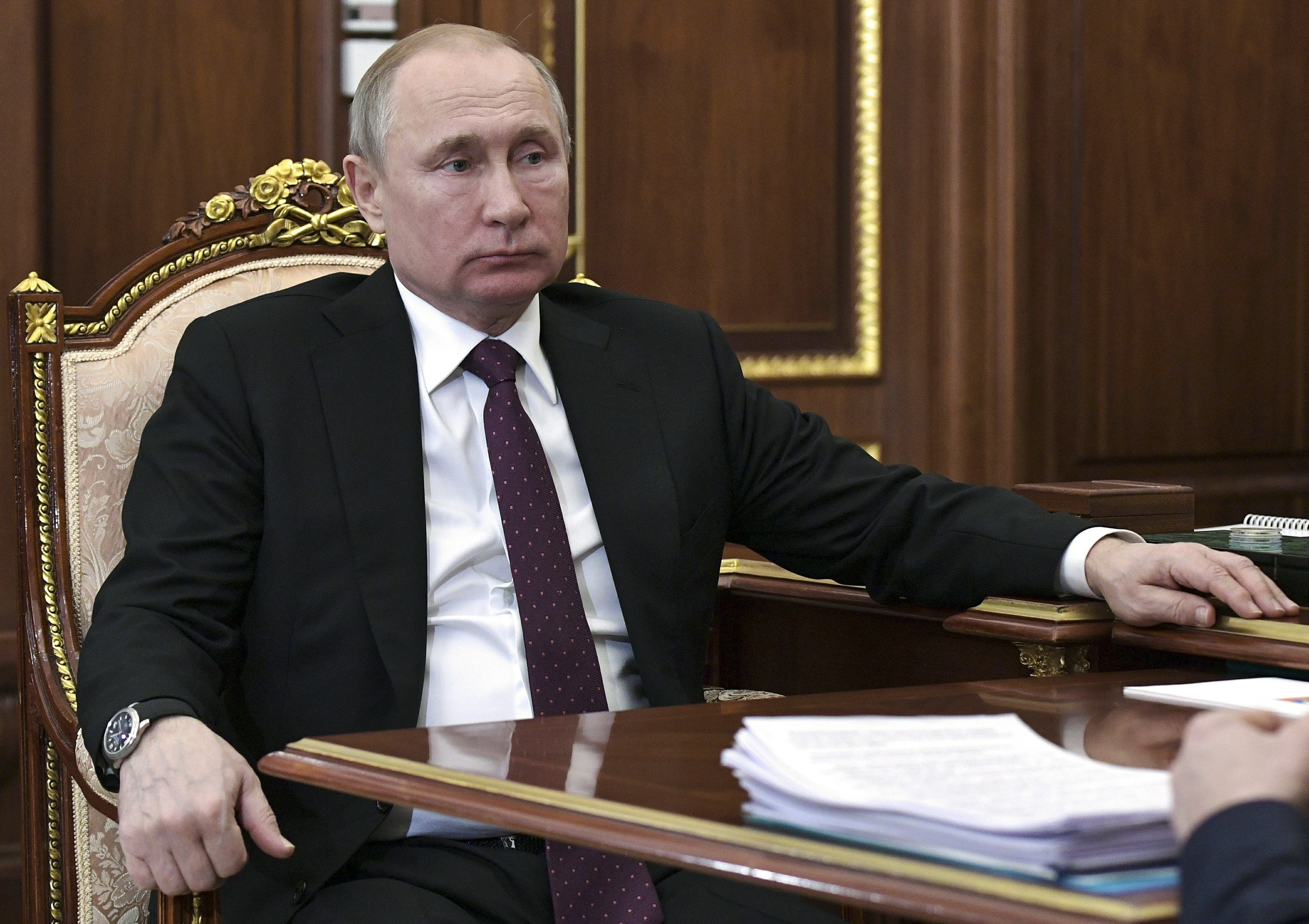 Official: Russia's political system a good model for others