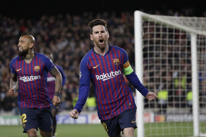 Ronaldo Inspires Praise And More Goals From Messi