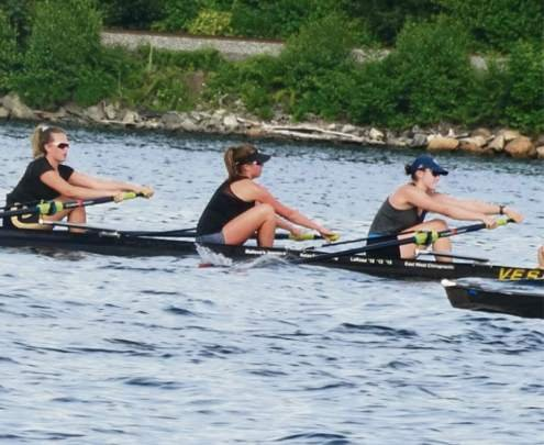 Sewickley Academy freshman Cox values experience at USRowing development camp