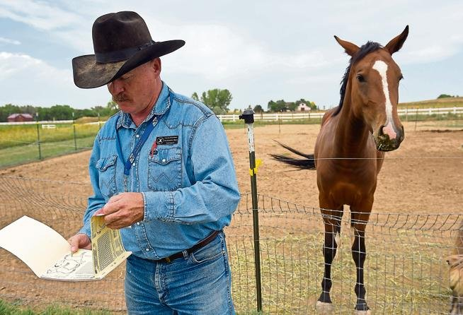Our Livestock Cop: New Boulder County Brand Inspector Relishes Legacy Job