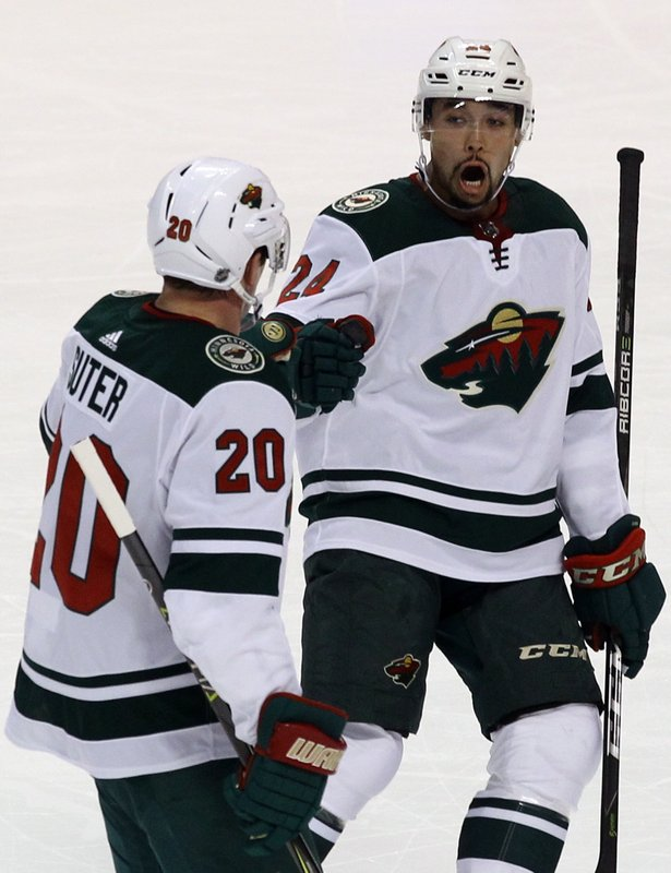Ryan Suter Matt Dumba