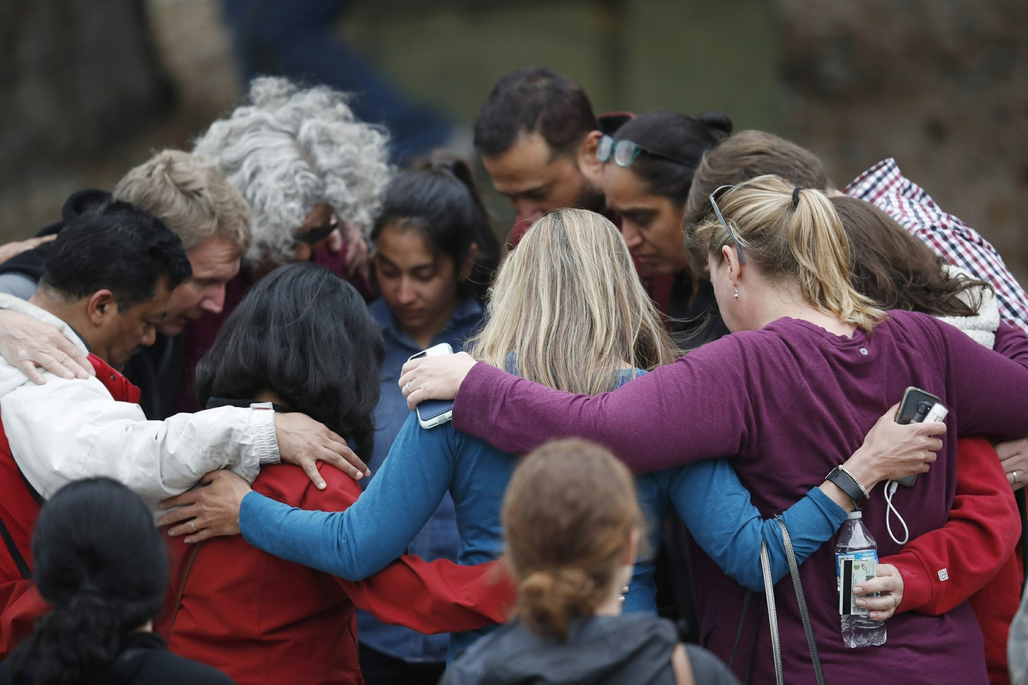 The Latest: Colorado school closes for week after shooting