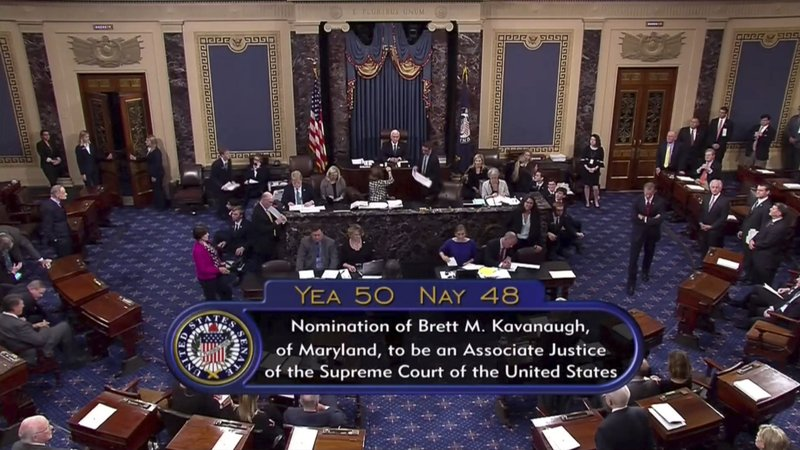 With deal on judges, Senate goes home for the elections