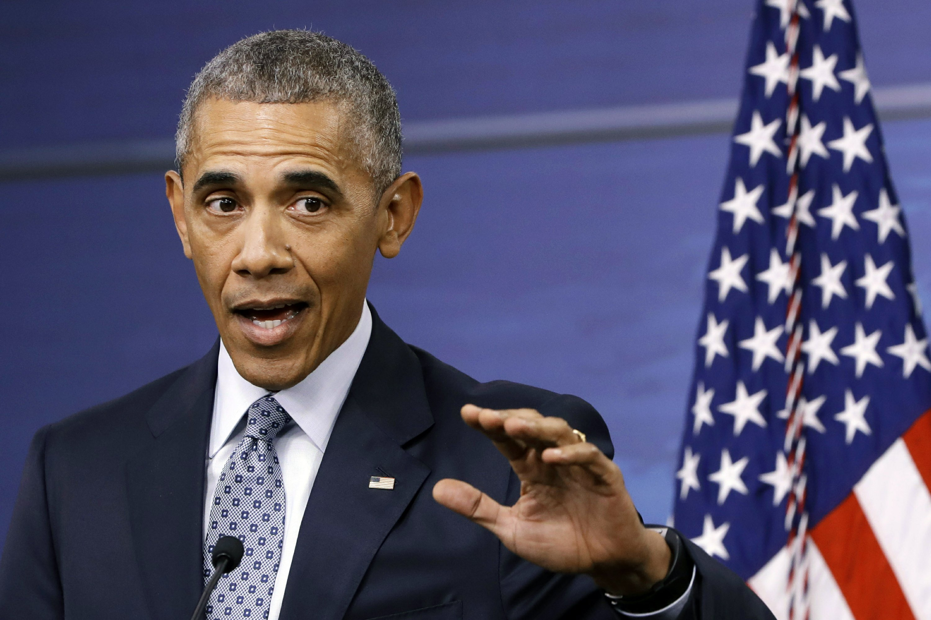 Obama: Islamic State likely to continue to threaten US