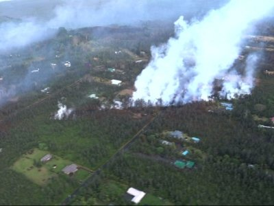 Geologists: Big Hawaii Volcano Eruption Possible