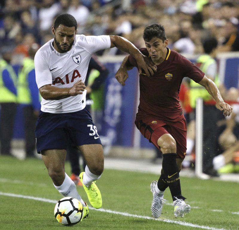 Cameron Carter-Vickers, Diego Perotti