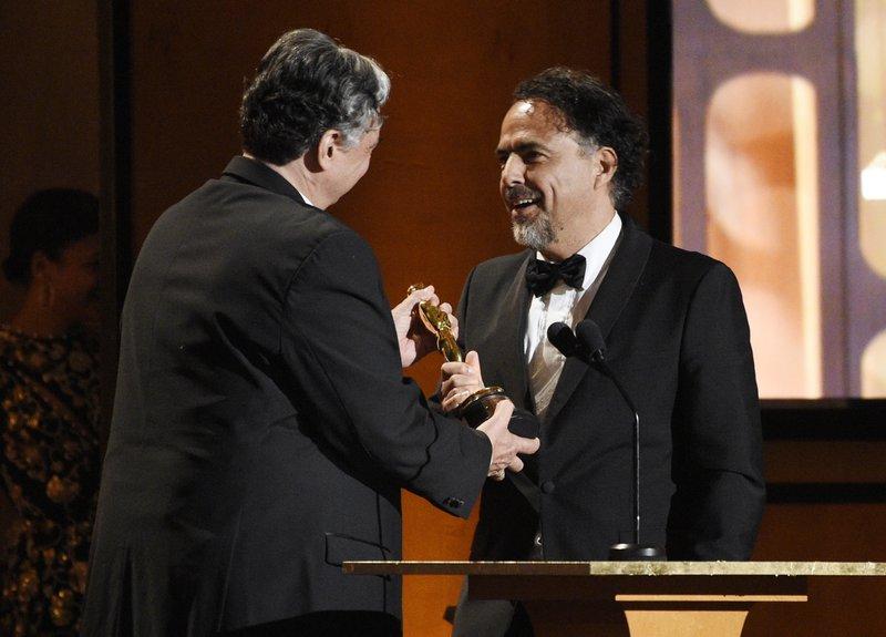 Alejandro Gonzalez Inarritu, Gregory Nava