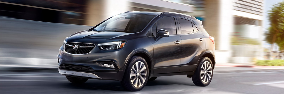 certified Buick Encore