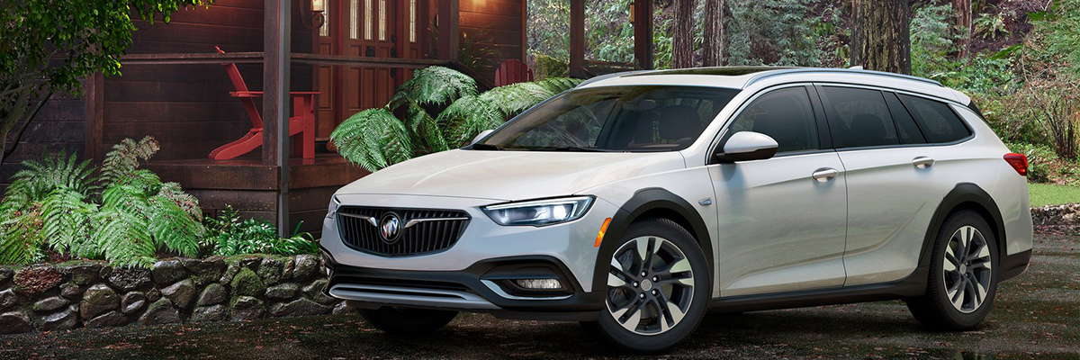 certified Buick Regal TourX