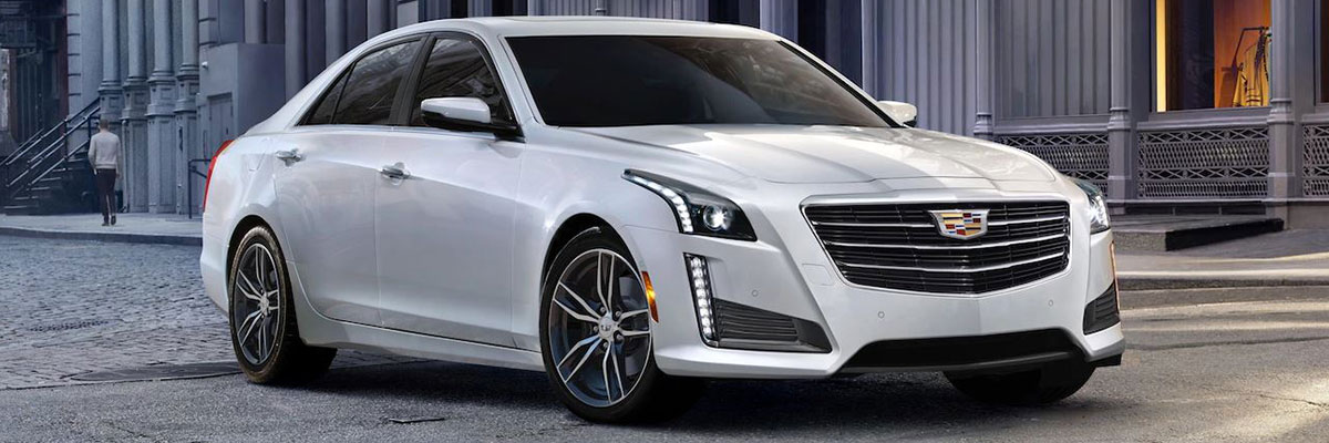 certified Cadillac CTS