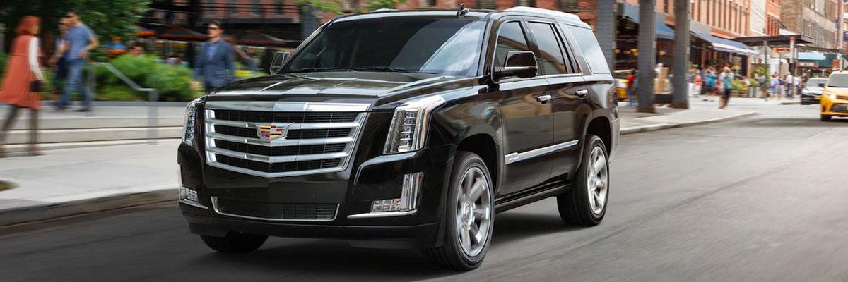 certified Cadillac Escalade
