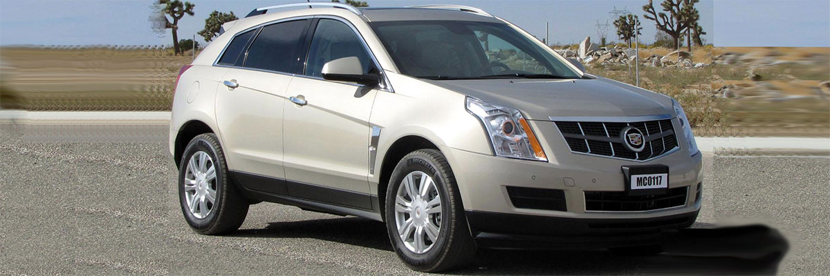 certified Cadillac SRX