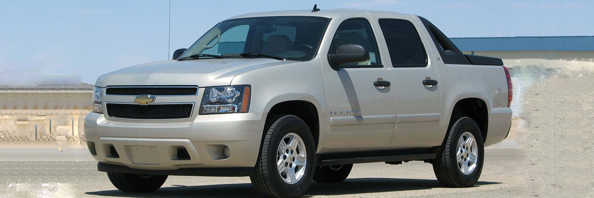 certified Chevrolet Avalanche