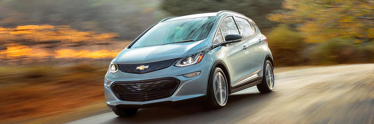 certified Chevrolet Bolt EV
