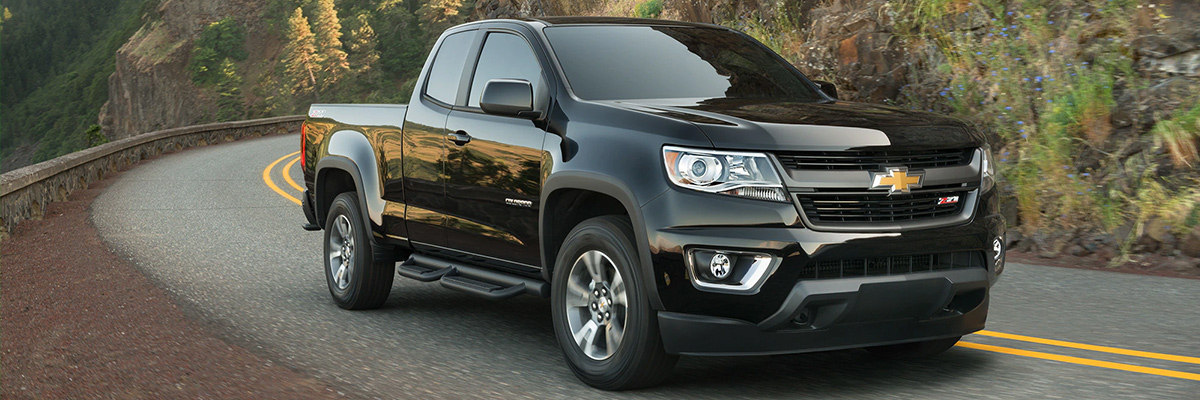 certified Chevrolet Colorado