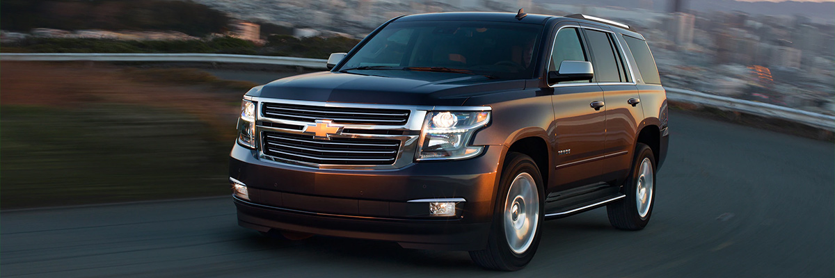 certified Chevrolet Tahoe