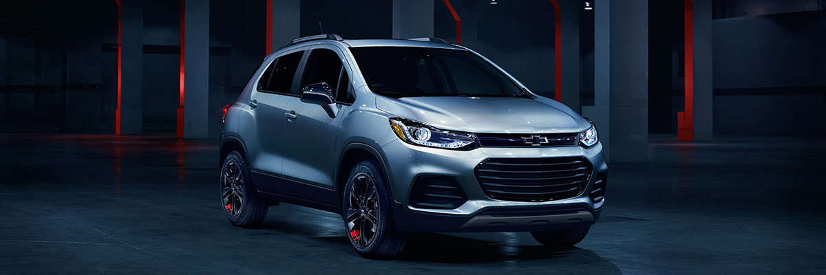 certified Chevrolet Trax