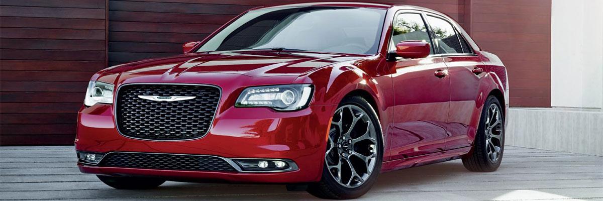certified Chrysler 300