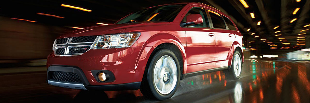 certified Dodge Journey
