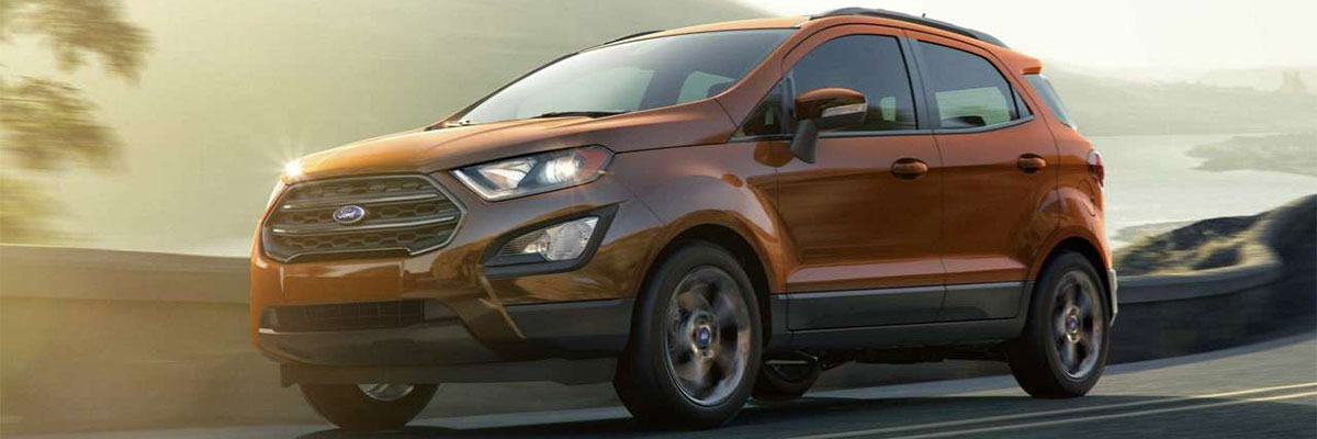 certified Ford EcoSport