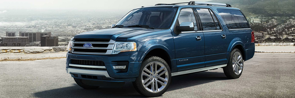 certified Ford Expedition