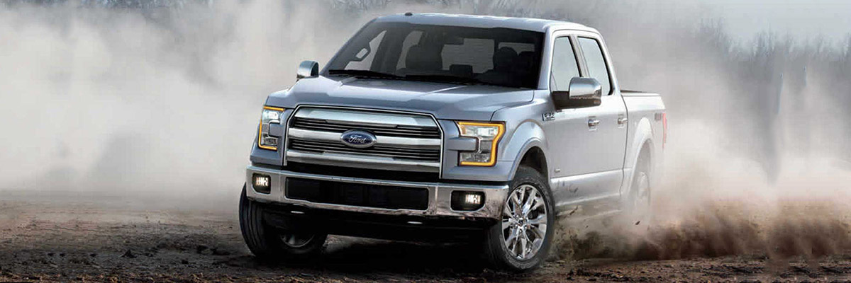 certified Ford F-150
