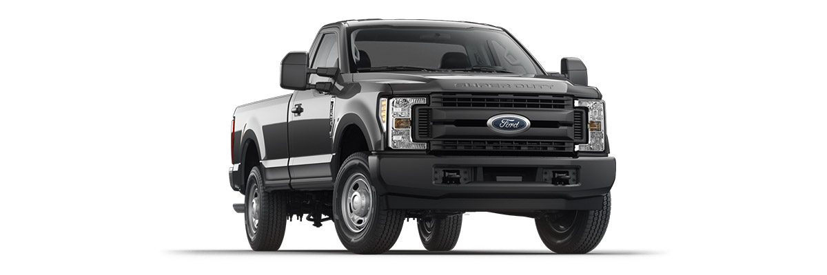 certified Ford Super Duty F-250 SRW